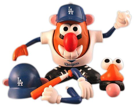MLB ロサンゼルス・ドジャース ポテトヘッド (Sports Spuds Dodgers)