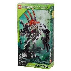 レゴ ヒーローファクトリー ファングズ 2233 Hero Factory Fangz 2233