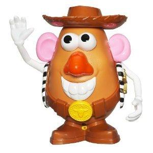 Playskool トイストーリー Mr. Potato ヘッド Woody