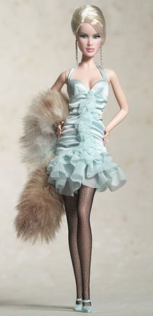Limited Edition Barbie バービー Collector Model of the Moment Daria Celebutante Doll 人形 ドール