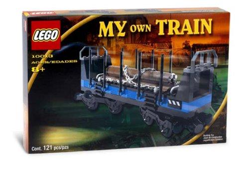 レゴ トレイン LEGO 10013 Open Freight Wagon