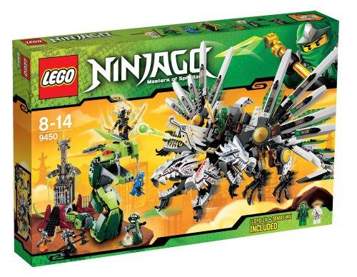 レゴ LEGO ニンジャゴー 激闘ドラゴン・バトル 9450