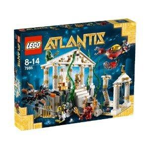 レゴ アトランティス 海底都市アトランティス 7985