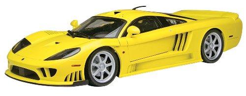 Motormax モーターマックス 1:12 Die-Cast Saleen S7 Twin Turboミニカー モデルカー ダイキャスト