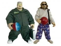The Big Lebowski Urban Achiever 8-Inch フィギュアs Series 2 Set 131002fnp