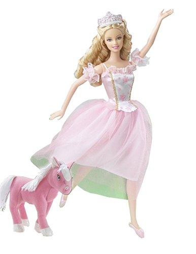 バービー プリンセスコレクション 「くるみ割り人形」 B5824