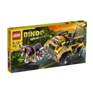 レゴ ダイノ トリケラトプス・トラッパー 5885