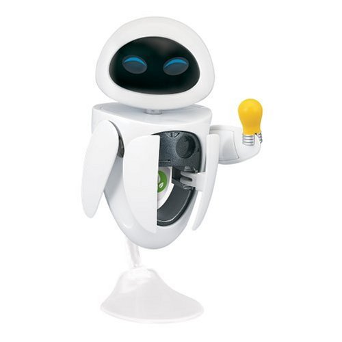 サーチ&プロテクト イヴ ウォーリーDXアクションフィギュア Search n Protect Eve Wall-E Duluxe Action