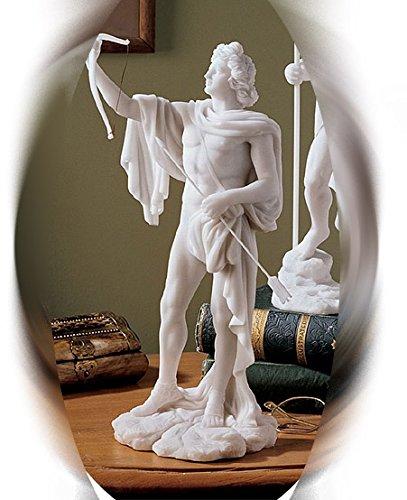 アポロ神 古代ギリシア大理石風彫像/Apollo