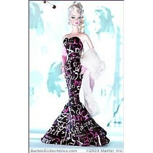 Silkstone 45th Anniversary Barbie - BFMC Collection