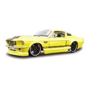1:24 1967 Ford フォード Mustang マスタング GTミニカー モデルカー ダイキャスト
