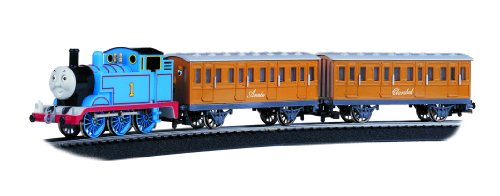 Bachmann HO Scale Train Thomas & Friends Train Sets Annie & Claribel Deluxe - 00644