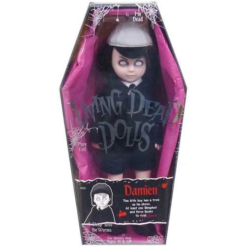 MEZCO リビング・デッド・ドールズ シリーズ1 13周年記念ver. ダミアン/Living Dead Dolls - Series 1: 1