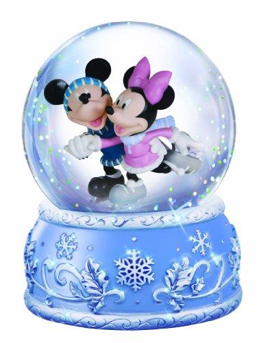 新しく着き 131704 Skating Disney Mickey and Minnie Disney Ice Ice Skating Waterball ディズニー ミッキー・ミニー ミュージカル, コダマグン:bcb6d051 --- canoncity.azurewebsites.net