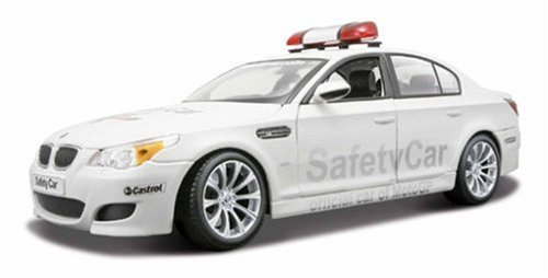 BMW M5 E60 Safety Car Diecast Model 1:18 ダイキャスト ミニカー 模型