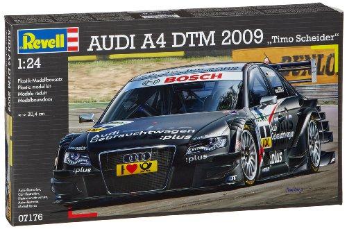 1/24 Audi A4 DTM 09「Tシャイダー」