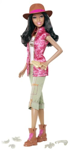 Barbie バービー I Can Be... Paleontologist African-American Doll 人形 ドール