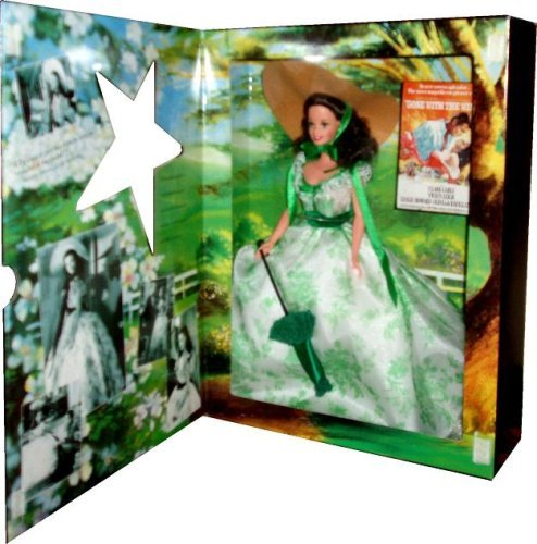 Barbie バービー 1994 Hollywood Legends Collection From Gone With The Wind Movies 12 Inch Doll - Ba