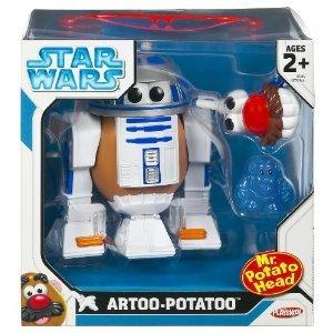 最新な Mr. Potato Head Head Potato Playskool Mr. Legacy Potato Head Star Wars - Legacy Artoo Potato, CS商会:d623023a --- canoncity.azurewebsites.net