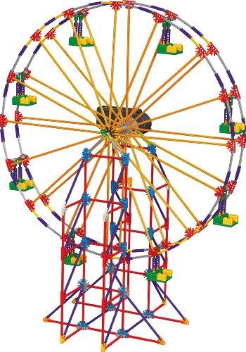 コネックス コレクト & ビルド 遊園地シリーズ 観覧車 K'NEX Collect & Build Ferris Wheel