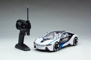 BMW VED Concept (i8) ラジコンカー 1:14 おもちゃ