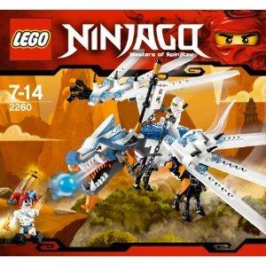ニンジャゴー アイス・ドラゴン レゴ 2260