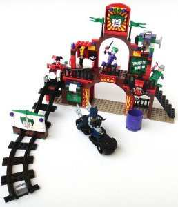 Lego (レゴ) 6857 Exclusive set The Dynamic Duo Funhouse Escape ブロック おもちゃ