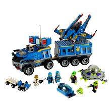 レゴ 7066 エイリアン・コンクエスト - 地球防衛本部 LEGO Alien Conquest - Earth Defense HQ 海外限