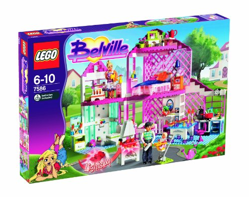 LEGO 7586 Belville Sunshine Home (レゴ ベルビル サンシャイン・ホーム)