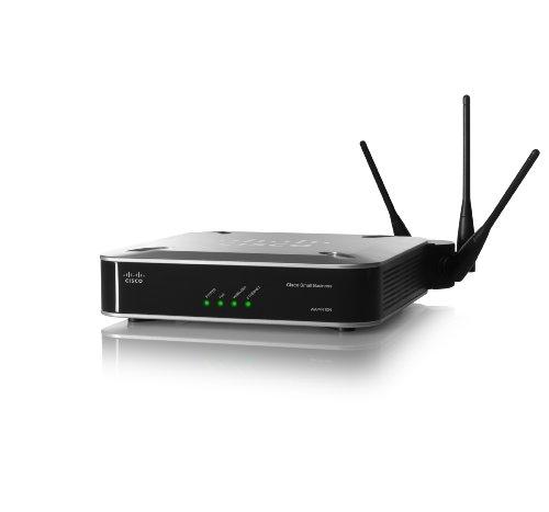 Cisco(SmallBusiness)WAP4410Nワイヤレス-N アクセス・ポイント- PoE/高度なセキュリティー