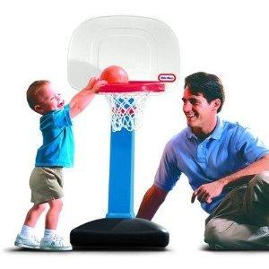 リトルタイクス バスケットボールセット・小