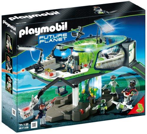 プレイモービル Future Planet 未来惑星 E-Rangers 未来基地 5149