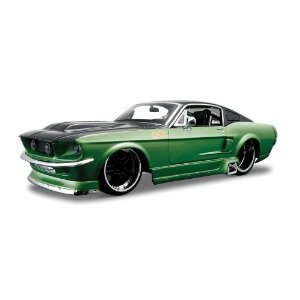 Maisto マイスト CSAL 1967 Ford フォード Mustang マスタング GTミニカー モデルカー ダイキャスト
