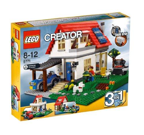 レゴ クリエイター・ヒルサイド・ハウス 5771