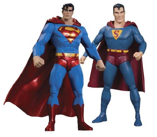 DCオリジンズ 2パック アクションフィギュア シリーズ2/スーパーマン