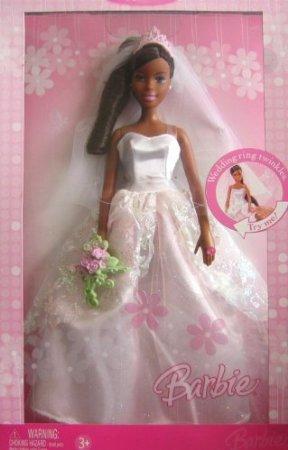 Barbie(バービー) - フ Every w Girl's (2006) Dream BRIDE Doll AA w Twinkling Wedding Ring (2006) ドール 人形 フ, 電脳倉庫 サイバーカナモト:2b7443dd --- daytonchurches.com