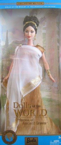 Barbie バービー Dolls of the World Princess of Ancient Greece 人形 ドール