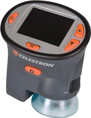 Celestron 3 MP LCD Handheld Digital Microscope