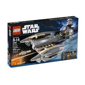 レゴ スターウォーズ将軍スターファイター8095 Star Wars General Grievous Starfighter 8095