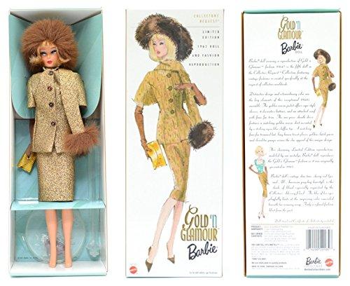 バービー ゴールデン グラマー Gold 'N Glamour Barbie 54185