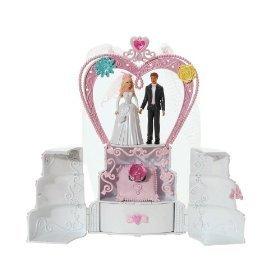 Mattel (マテル社) Barbie(バービー) Every Girl's Dream Wedding Cake Playset (2006) ドール 人形 フィ