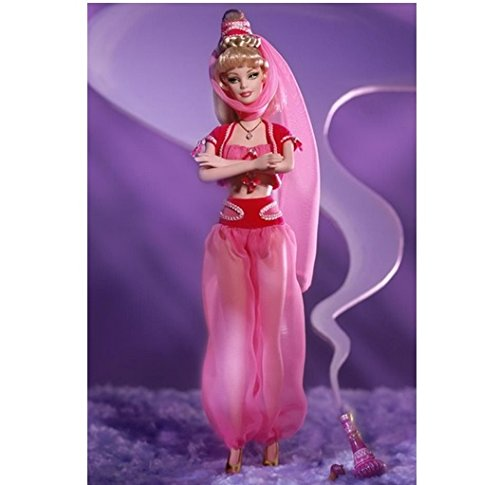 Barbie As Jeannie From I Dream Jeannie アラビアンナイト バービーフィギュア人形 1/6