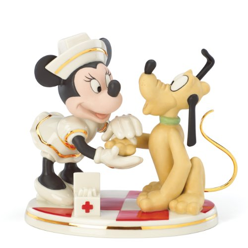 買い保障できる Nurse Minnie Mouse Mouse Lenox社 ディズニーフィギュア Minnie Lenox社, シラハママチ:7b28b360 --- canoncity.azurewebsites.net