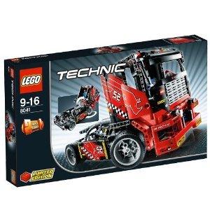 レゴ テクニック レーストラック 8041 LEGO