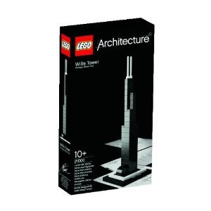 レゴ アーキテクチャー ウィリス・タワー 21000