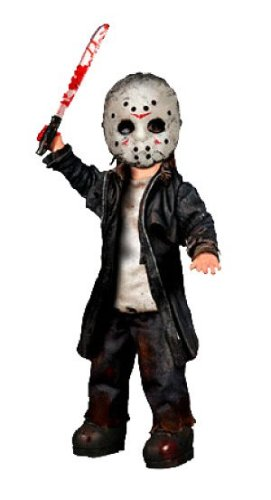 LIVING DEAD DOLL/ FRIDAY THE 13th: JASON VOORHEES
