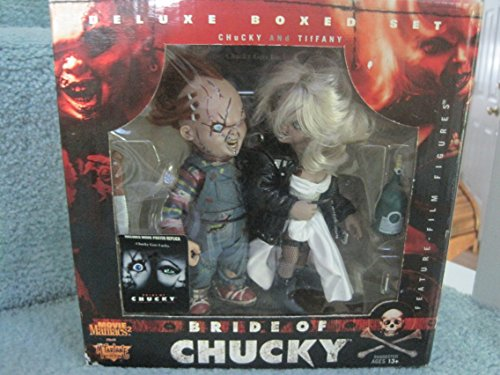 大人の上質  BRIDE OF OF BRIDE CHUCKY ANd CHuCKY ANd TIfFANY, ブーム:b583737b --- clftranspo.dominiotemporario.com