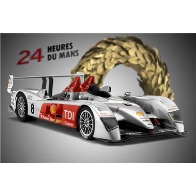 Revell  1/24スケール  【07248】 Audi R10 TDI  [アウディ R10 TDI (2006 ルマン)]
