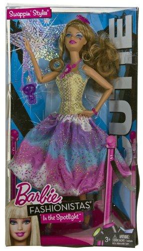 Cutie: Barbie バービー Fashionistas in the Spotlight ~11.5