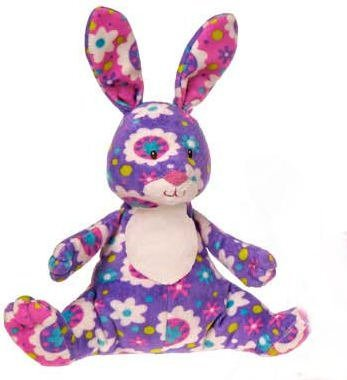 Print Pizzazz Purple Garenia Bunny 9